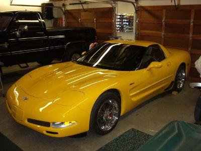 2003 Chevrolet Corvette Z06 Hardtop