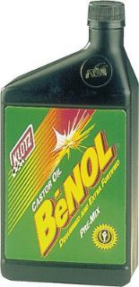 Find Klotz Lube Motor Oil BeNOL Racing Castor Oil Synthetic 2-Cycle 1 Quart Each motorcycle in Loudon, Tennessee, United States, for US $13.50