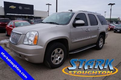 2008 GMC Yukon Denali (Silver Birch Metallic)