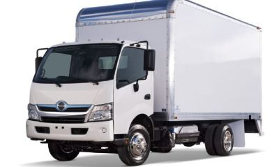 Hino 155 Box Truck with Single Cab | MJ TruckNation