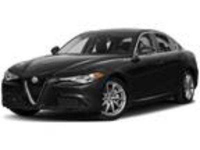 Used 2017 ALFA ROMEO Giulia For Sale