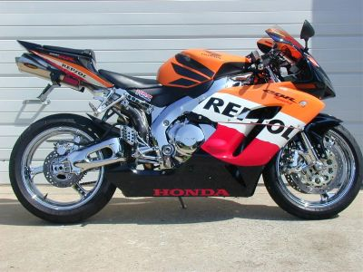 2005 Honda CBR 1000RR Repsol Sport Motorcycles Sanford, NC