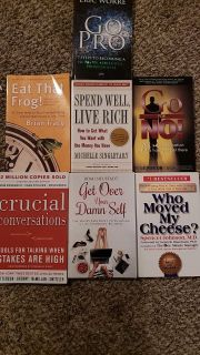 Business/leadership books ppu in pace