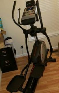 "Pro-form elliptical 20"" stride"