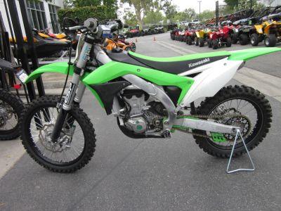 2018 Kawasaki KX 450F Motocross Motorcycles Moorpark, CA