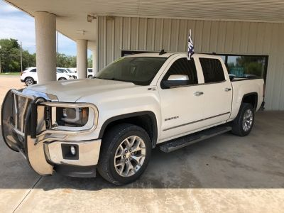 2015 GMC Sierra 1500 SLT (White Diamond Tricoat)