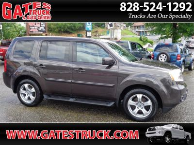 2012 Honda Pilot EX-L w/DVD (Brown)
