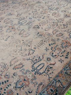 Antique Distressed Oriental Rugs