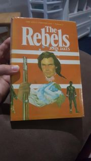 The Rebels by John Jakes.