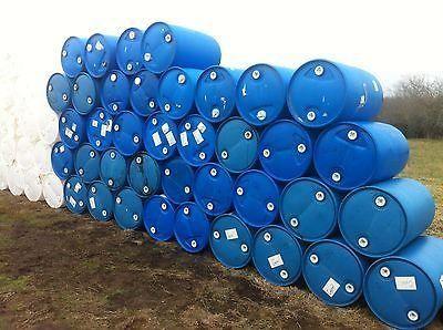 FOOD GRADE RAIN BARREL WATER BARRELS 55 GALLON PLASTIC POLY ATLANTA GEORGIA