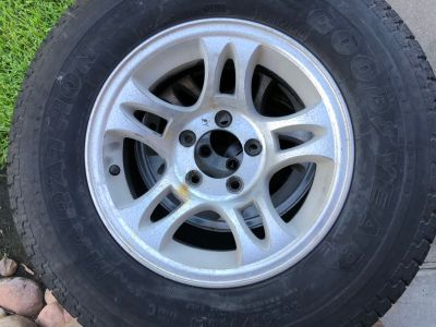 Trailer Tires / Rims