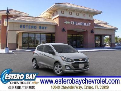 2019 Chevrolet Spark LS (Silver Ice Metallic)