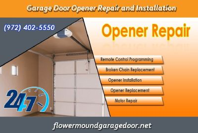 Call (972) 402-5550 | Local Garage Door Opener Repair ($25.95) - Flower Mound Dallas, 75022 TX