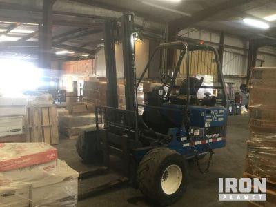 2012 (unverified) Princeton PB50 Truck Mounted Forklift