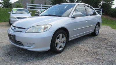 2005 Honda Civic EX (Silver Or Aluminum)