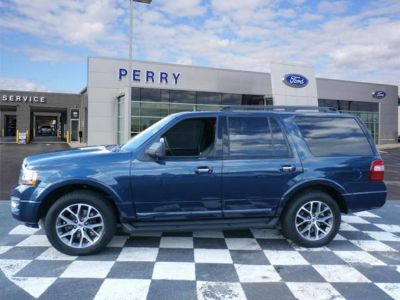 2015 Ford Expedition (Blue)