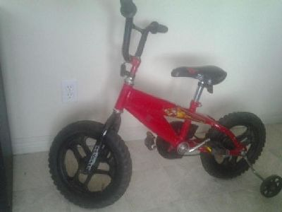 $25 Toddler Bike