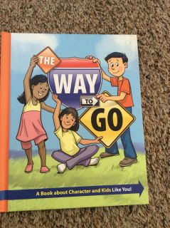 The way to go book