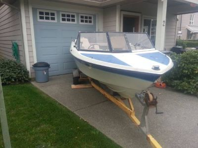 REDUCED MUST SELL 14ft boat, with 55HP Yahama  4.5HP , Trailer