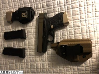 For Sale: Glock 43 FS