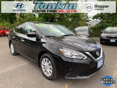 2018 Nissan Sentra S (Super Black)