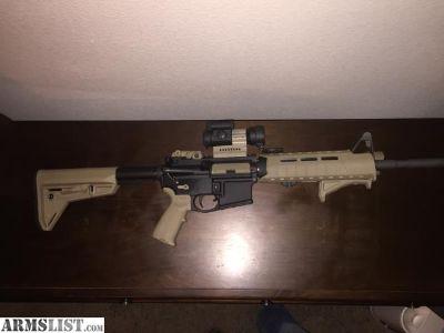 For Sale/Trade: Colt 5.56 AR15