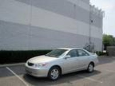 Toyota Camry LE 4Cyl