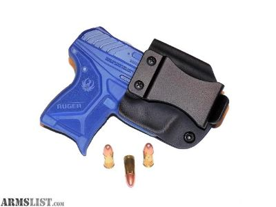 For Sale: Aggressive Concealment LCPIIIWBLP IWB Kydex Holster Ruger LCP II
