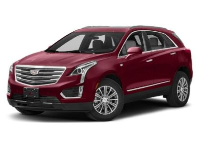 2019 Cadillac XT5 Premium Luxury (Silver)