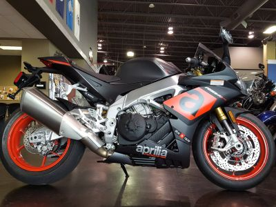 2018 Aprilia RSV4 RR ABS SuperSport Motorcycles Saint Charles, IL