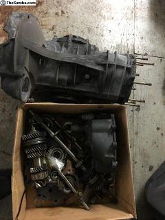 901 5 sp transmission