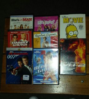 """""""8"""" Yes """"8"""" Different DVDs for """"1"""" LOW Price"""