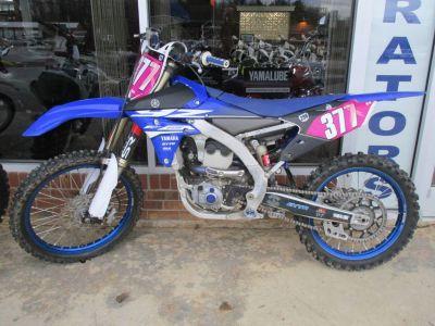 2018 Yamaha YZ250F Motocross Off Road Hendersonville, NC
