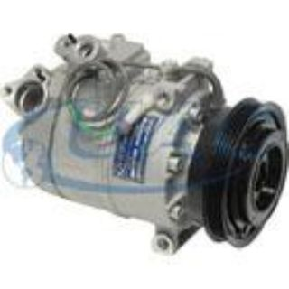 Purchase NEW AC COMPRESSOR 2000 AUDI A4, 97-05 PASSAT VOLKSWAGEN motorcycle in Garland, Texas, US, for US $233.00