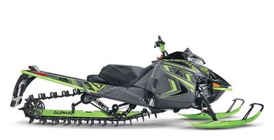 2020 Arctic Cat M 8000 Hardcore Alpha One 165 Snowmobile Mountain Bismarck, ND