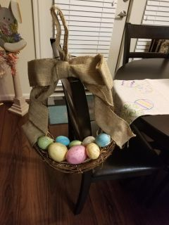 Brand new Easter wreath