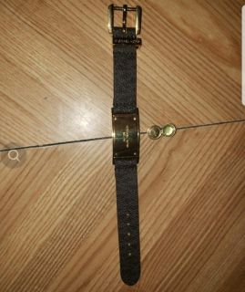 Authentic MK earrings and bracelet