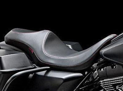 Find LEPERA LE PERA VILLAIN 2 UP SEAT FOR HARLEY 06-07 STREET GLIDE FLHX LH-817SG motorcycle in Gambrills, Maryland, US, for US $479.95