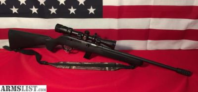 For Sale: Savage Model 64 .22LR w/simmons