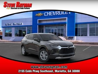 2019 Chevrolet Blazer (Gray Metallic)