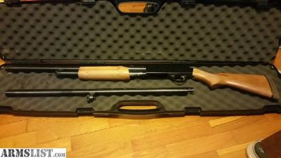 For Sale: Mossberg 500 12ga