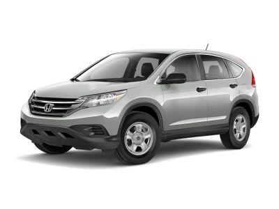 2014 Honda CR-V LX (Mountain Air Metallic)