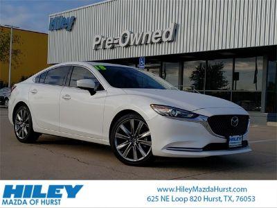 2018 Mazda Mazda6 Grand Touring Reserve (Snowflake White Pearl)