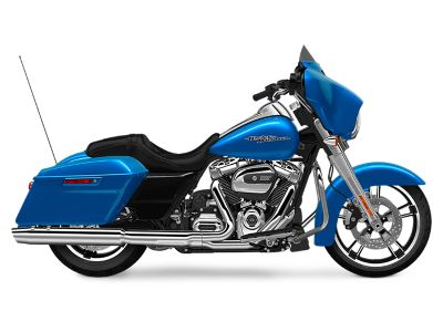 2018 Harley-Davidson Street Glide Touring Motorcycles Pittsfield, MA
