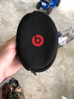 Dre Beats headphone case