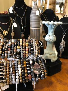 Local Handmade Jewelry at The Vintage Shoppes