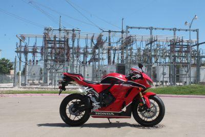 2017 Honda CBR600RR Supersport Allen, TX