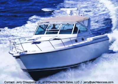 2001, 40' TIARA 4000 EXPRESS For Sale