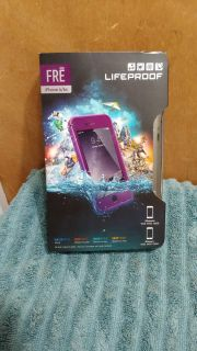 NIB FRE Lifeproof case for iphone 6/6s