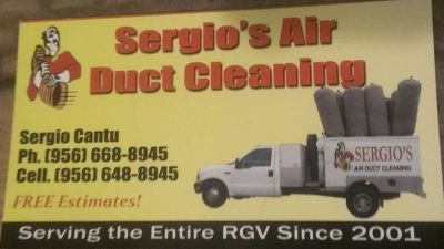 AIR DUCT CLEANING SERVICE (RGV)